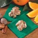 Orange-Sugared Pecans
