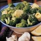 Zesty Broccoli and Artichokes
