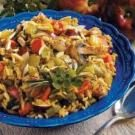 Patchwork Rice Pilaf
