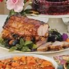 Fruit-Stuffed Pork Roast