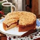 Cranberry Crumble Coffee Cake