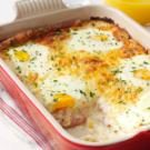 Ham, Egg & Cheese Casserole