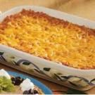 Hearty Turkey Enchilada Casserole