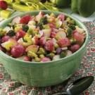 Veggie Potato Salad