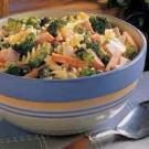 Creamy Vegetable Pasta Salad