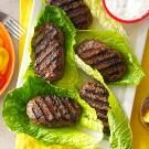 Juicy & Delicious Mixed Spice Burgers