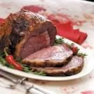 Seasoned Rib Roast