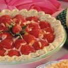 Poppy Seed Strawberry Pie