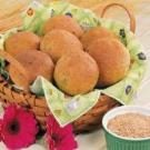 Sunflower Wheat Rolls