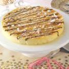 White Chocolate Coconut Flan