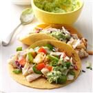 Fish Tacos with Guacamole