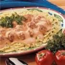 Meatball Stroganoff with Noodles
