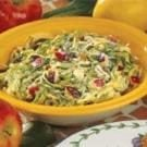Apple Walnut Cabbage Slaw