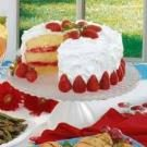 Strawberry Sunshine Cake