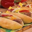 Spicy Italian Sausage Sandwiches