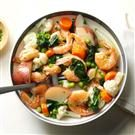 Shrimp & Vegetable Boil