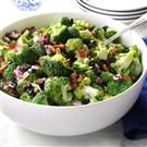 Bacon & Broccoli Salad