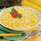 Roasted Corn and Garlic Rice