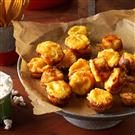 Garlic Bread Mini Muffins
