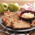 Dutch Apple Loaf