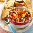 Colorful Corn Salsa