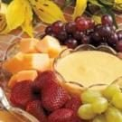 Peachy Fruit Dip