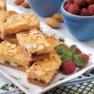 Raspberry White Chocolate Bars