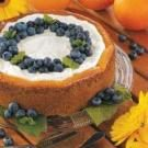 Blueberry Orange Cheesecake