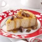 Maple-Chestnut Cheesecake