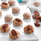 Salted Butterscotch & Pecan No-Bakes