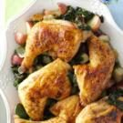 Roasted Chicken & Red Potatoes