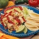 Marinated Chicken Fajita Salad