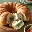 Spinach Dip Pull-Aparts
