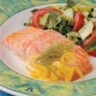 Caesar Salmon Fillets