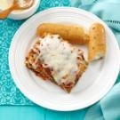 Spinach and Sausage Lasagna