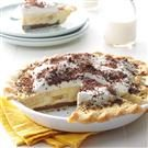 Chocolate-Banana Cream Pie