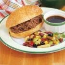 Shredded French Dip