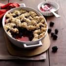 Summer Blackberry Cobbler