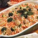 Chicken Carrot Fried Rice