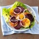 Tangerine & Roasted Beet Salad
