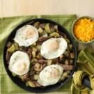 Steak & Mushroom Breakfast Hash