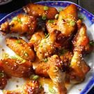 Exotic Five-Spice Chicken Wings