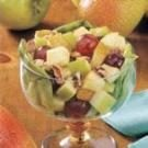 Apple Pear Salad