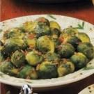 Bacon-Topped Brussels Sprouts
