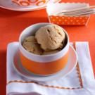 Pumpkin-Cream Cheese Ice Cream