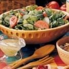 Tossed Salad with Lime Vinaigrette