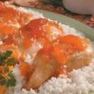 Saucy Apricot Chicken