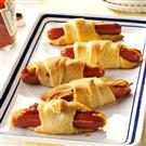 Hot Dog Roll-Ups