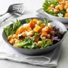 Sweet Potato & Chickpea Salad