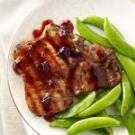 Chipotle-Raspberry Pork Chops